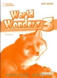 World Wonders 3 Test Book