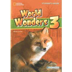 World Wonders 3 Student'S Book (Βιβλίο Μαθητή & CD)