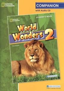 World Wonders 2 Companion (Γλωσσάριο)