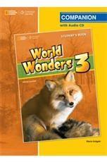 World Wonders 3 Companion (Γλωσσάριο)