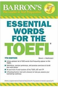 Essential Words For The TOEFL  (7th Edition)