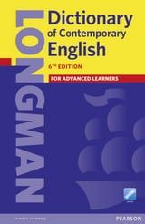 Longman Dictionary Contemporary English & Online Access (6th Edition) Paperback