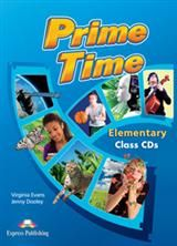 Prime Time Elementary: Class Cd'S (Set Of 4)