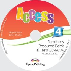 Access 4 : Teacher's Resource Pack & Tests CD-ROM