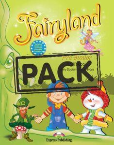 Fairyland Pre-Junior (Power Pack): Student's Book, Activity Book