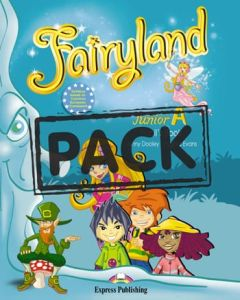 Fairyland Junior A (Power Pack): Student's Book, Activity Book, Vocabulary & Grammar, iebook
