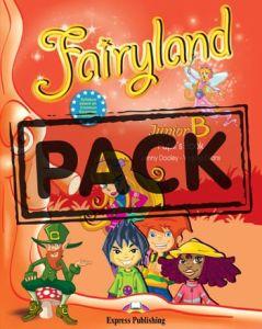 Fairyland Junior B (Power Pack): Student's Book, Activity Book, Vocabulary & Grammar,Pupil's Audio CD, Booklet,DVD PAL, ieBook,