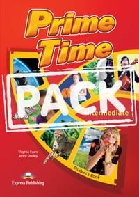 Prime Time Intermediate (Power Pack). Student's Book, WorkBook & Grammar, Companion, I-EBook