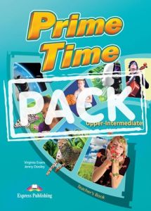 Prime Time Upper Intermediate (Power Pack). Student's Book, WorkBook & Grammar, Companion, I-EBook, Writing Book 1