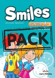 Smiles Junior A: Teacher's Book (interleaved with Posters+ Let's celebrate! 3)
