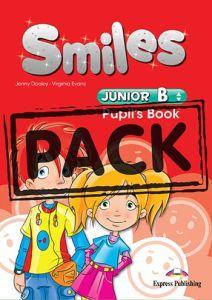 Smiles Junior B : Power Pack (Pupil's Book, Activity Book, Companion, multi-ROM PAL, ieBook, Let's Celebrate)