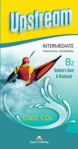 Upstream Intermediate B2: Class Cds (Set Of 5) (3rd Ediiton)