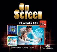 On Screen B2+ : Student's Audio CDs