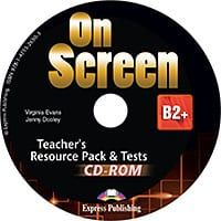 On Screen B2+ : Teacher's Resource Pack & Tests CD-ROM