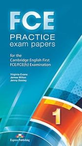 FCE Practice Exam Papers 1: Class Audio CDs (set of 10) - Revised for 2015