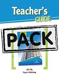 Career Paths: Hotels & Catering - Teacher's Pack (Student's Book, Teacher's Guide, Audio CDs, Cross-Platform Application)