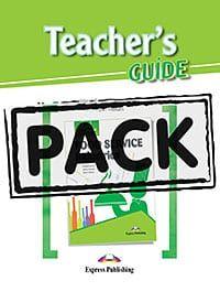 Career Paths: Food Service Industries - Teacher's Pack (Student's Book, Teacher's Guide, Audio CDs, Cross-Platform Application)