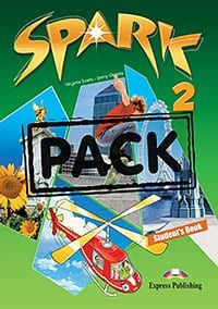 Spark 2: (Power Pack 1) Student's Book, Workbook with DigiBook App., Grammar Book , Companion, Presentation Skills, The solar Sy