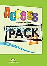 Access 3: Workbook Pack (WorkBook & Dvd, Digibook App., The Age Of Dinosaurs, Presentation Skills)