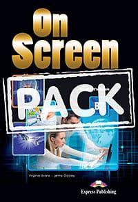 On Screen B2 : Power Pack 3 (Student's Book, Workbook & Grammar, Workbook DigiBook App., Writing Book, iebook,  Companion, Pract
