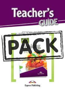 Career Paths: Cooking - Teacher's Pack (Student's Book, Teacher's Guide, Audio CDs, Cross-platform Application)