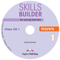 Skills Builder  Movers 1. Class Cds (Set Of 3) (New Format 2018)
