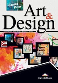Career Paths: Art & Design - Student's Book (with Digibooks App)