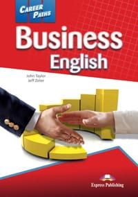 Career Paths: Business English - Student's Book (with Digibooks App)