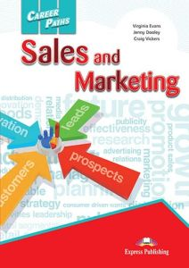 Career Paths: Sales and Marketing - Student's Book (+Cross-Platform Application)