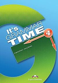 It's Grammar Time 4: Student's Book (English Version)