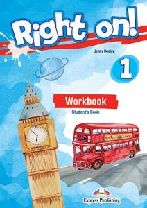 Right On 1 : Workbook (With DigiBook App.)