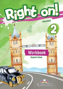 Right On 2 : Workbook (With DigiBook App.)