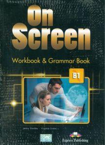 On Screen B1 : Workbook & Grammar Book (with DigiBook App)
