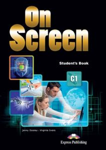 On Screen C1: Student's Pack (with ieBook, Public Speaking & Study Companion)