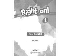 Right On 1: Test Booklet