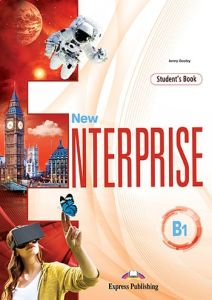 New Enterprise B1: Student's Book (with Digibooks App)