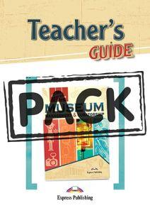 Career Paths: Museum Management & Curatorship - Teacher's Pack (Student's, Teacher's Guide, Audio CDs, Cross-platform App)