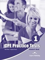 CPE Practice Tests 1: Student's Book (Βιβλίο μαθητή)(with DigiBooks app)