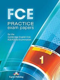 FCE Practice Exam Papers 1: Student's Book with digibooks app. (Revised for 2015)