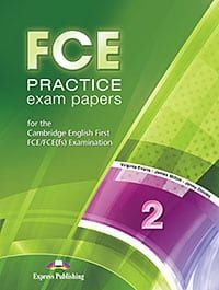 FCE Practice Exam Papers 2: Student's Book with Digibook app. - Revised for 2015