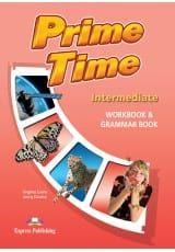 Prime Time Intermediate: Workbook & Grammar Book with digibooks (Βιβλίο ασκήσεων & Γραμματική)