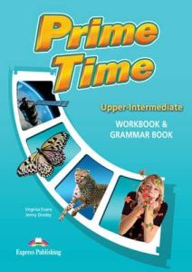 Prime Time Upper-Intermediate: Workbook And Grammar Book withDigibooks (Βιβλίο Ασκήσεων & Γραμματική)