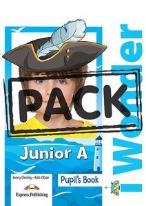 i Wonder Junior A: Jumbo Pack (Pupil's Book, Alphabet Book,  Activity Book, Companion & Grammar, iebook, multi-rom)