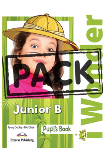I Wonder Junior B: Jumbo Pack (Pupil's Book, Activity Book, Companion & Grammar & ieBook & Multi-ROM)