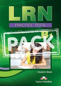 LRN Practice Tests B1: Student's Book with Digibooks App. (Βιβλιο Μαθητή)