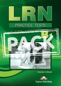 LRN Practice Tests B1: Teacher's Book with DigiBooks App. (Βιβλίο Καθηγητή)