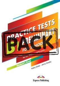 Practice Tests B1 Preliminary For Schools: Student's Book with Digibooks App (Exam Format 2020)