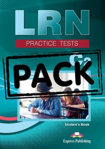 LRN Practice Tests C2: Student's Book (+Digibooks App)