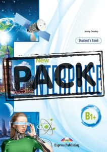 New Enterprise B1+: Student's Book (with Digibooks App)