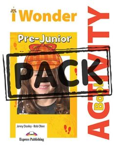 I Wonder Pre-Junior: Activity Book (with Digibooks) (Βιβλίο Ασκήσεων)